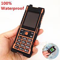 Противоударный водонепроницаемый телефон IP-67 AOLE 2 Sim батарея 3800Mah