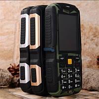 Противоударный водонепроницаемый мобильный телефон Land Rover M12 3 sim ленд ровер м12 на 3 сим-карты