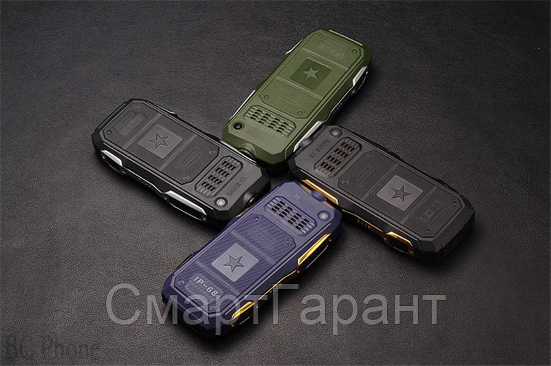640613cf918f Противоударный телефон Land Rover t8 10800mah ленд ровер на 2 сим-карты, ...