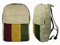 Рюкзак натуральных тканей