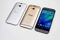 "Смартфон HTC One M8 экран 4,5"" дюйма Android 4 на 2 сим-карты) + стилус в подарок!"