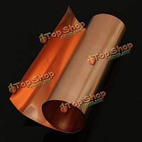 99.9%-й Clear медный металл покрывает пластину фольги 0.1 x 200 x 1000мм