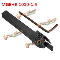Mgehr  1010-1.5 10 * 10 * 100мм внешний рифлени токарный держатель режущего инструмента