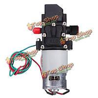 60Вт давления мембранный насос высокого давления электрический мини-насос 8-10кг
