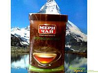 Черный индийский крупнолистовой чай Мери Чай в металлической банке, Meri Chai, 100 грм., Аюрведа Здесь