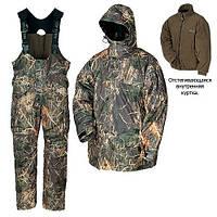 Зимний костюм Norfin Expert Camo — 32100 M / 48-50