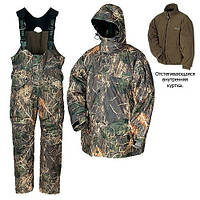 Зимний костюм Norfin Expert Camo — 32100 XL / 52-54