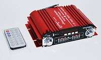 Усилитель UKC DJ-450 USB+Mp3 2*55W