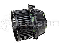 Электровентилятор отопителя (мотор печки) Logan Largus Duster с кондиционером ЛУЗАР