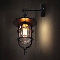 Настенный светильник (бра) [ LOFT Bar ]