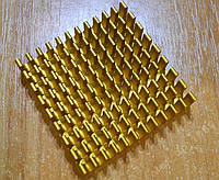 Радиатор Ш-образный 45*45*10мм алюминий