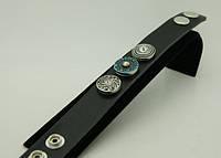 Женский кожаный браслет .528