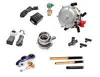 Комплект ГБО 2 поколения на ГАЗель инжектор (Без баллона)