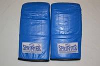 Снарядные перчатки SPRINTER из натуральной кожи