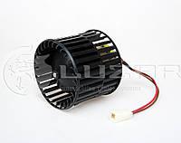 Электровентилятор отопителя (мотор печки) Газ 3302 Газель нового образца ЛУЗАР (LFh 0302)