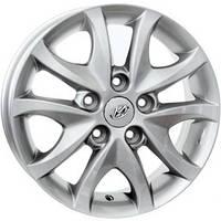 WSP-Italy W3903 Astana silver (R16 W6 PCD5x114.3 ET50 DIA67.1)