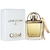 Женская парфюмированная вода Chloe Love Story (Хлое Лав Стори)