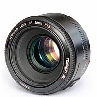 Объектив Yongnuo YN 50 мм F1.8 для Canon