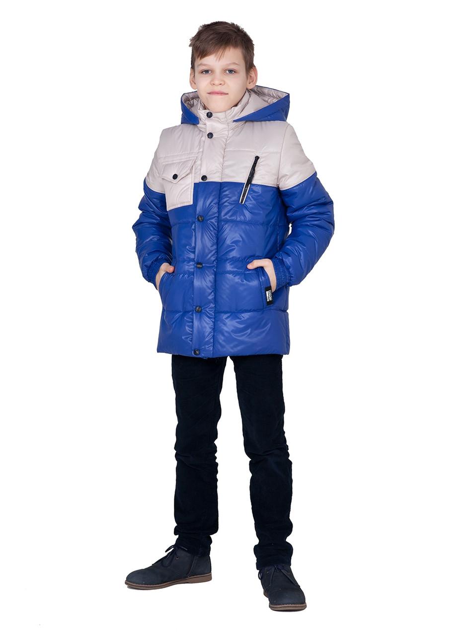 Демисезонная детская куртка на мальчика подростка