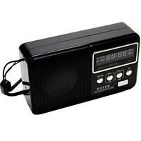 Колонка портативная WSTER WS-239 с MP3, USB и FM-pадио, фото 1