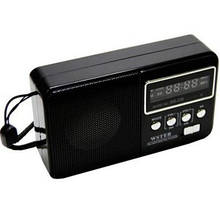 Колонка портативная WSTER WS-239 с MP3, USB и FM-pадио