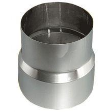Переходник из нержавеющей стали (Aisi 201) 1,0 мм Ø110  - Термо Трейд в Киеве