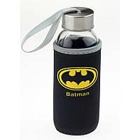 """Бутылка с чехлом """"Batrman"""""""