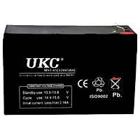 Аккумулятор BATTERY 12V 24A UKC, аккумуляторная батарея, аккумулятор 12V24Ah battery