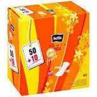 Ежедневные прокладки Bella Panty Soft 50+10 шт