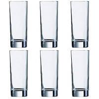 Набор стаканов высоких Luminarc Islande (J0040), 330мл, 6 шт