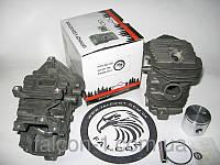Цилиндр с поршнем Oleo-Mac 941C, 941CX, GS 410C, GS 410CX (для бензопилы), покрытие хром, (d=40 мм)