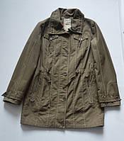 Куртка-плащ для женщин хаки