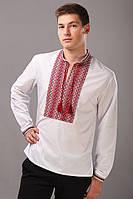 Вышиванка для мужчины, длинный рукав