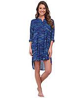 Рубашка DKNY, Blue Line Art, фото 1