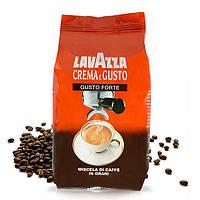 Кофе в зернах Lavazza Espresso Crema e Gusto Forte 1 кг., фото 1
