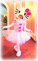 День рождения с Hello Kitty. Аниматоры на детские праздники, Киев., фото 1