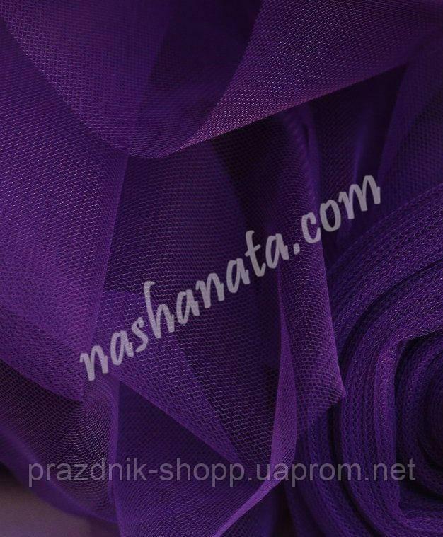 Фатин фиолетовый. Пр-во Турция.