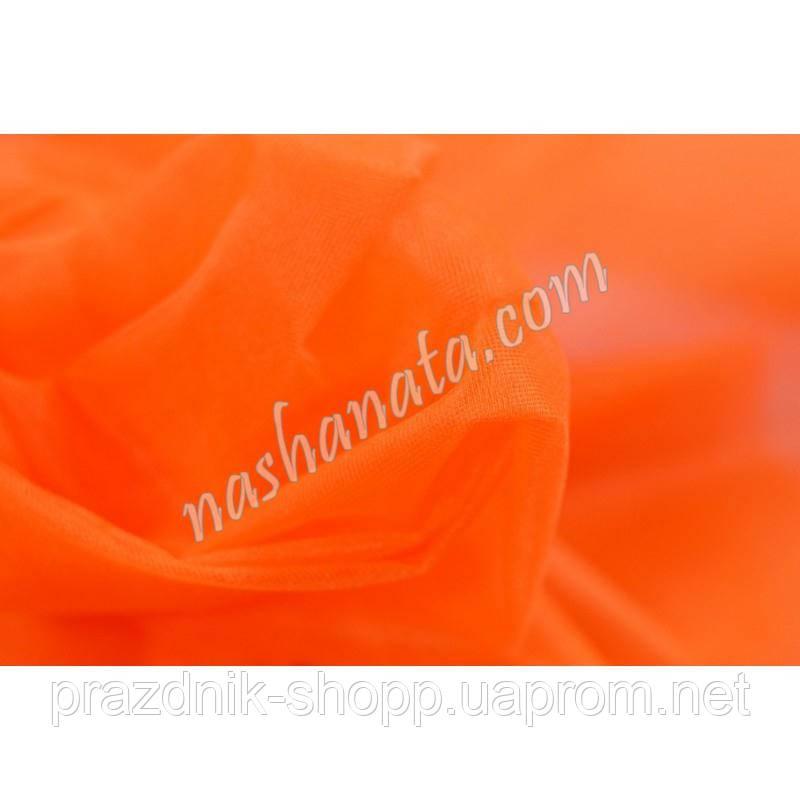 Фатин оранжевый. Пр-во Турция.