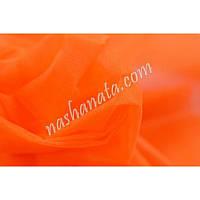 Фатин оранжевый, 3м. Пр-во Турция.