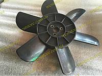 Крыльчатка вентилятора радиатора Ваз  2101 2102 2103 2104 2105 2106  6-ти лопастная черная Украина