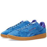 Оригинальные  кроссовки Reebok x Bodega NPC UK Blue & Gum