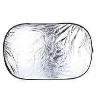 Отражатель света зернистый (рефлектор) (90 х 120 см)