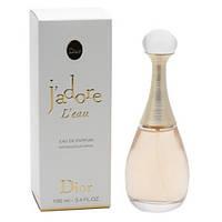 Женская парфюмированная вода Christian Dior J'adore L'eau (Кристиан Диор Жадор Лью)