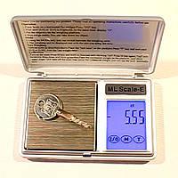 Весы ювелирные ML E-01/6259, с пределом взвешивания до 100 г