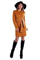 Женское осеннее кашемировое пальто арт. Луара лайт 4050