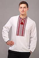 Мужская сорочка с длинным рукавом