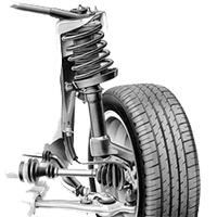 Подвеска Mercedes Sprinter / Volkswagen LT