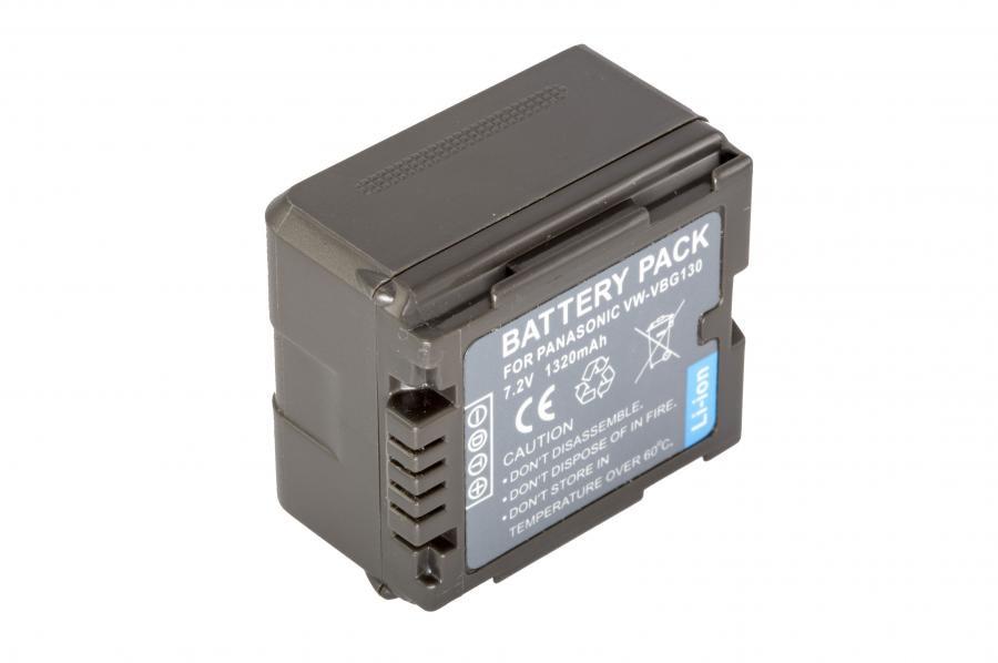 Аккумулятор PANASONIC VW-VBG130 Гарантия 1 год