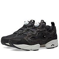 Оригинальные  кроссовки Reebok Instapump Fury SP Black, Coal, Steel & White
