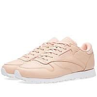 Оригинальные женские кроссовки Reebok Classic Leather NT Rose Cloud & White